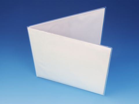 PVC LP hoezen - Gatefold