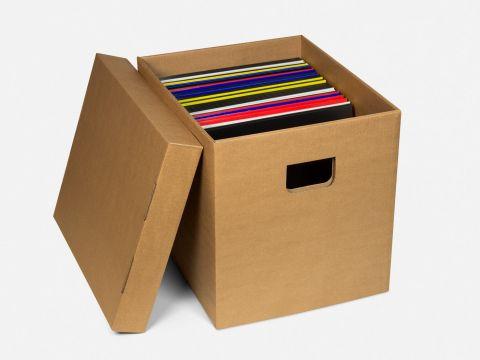 Opbergbox voor LP's