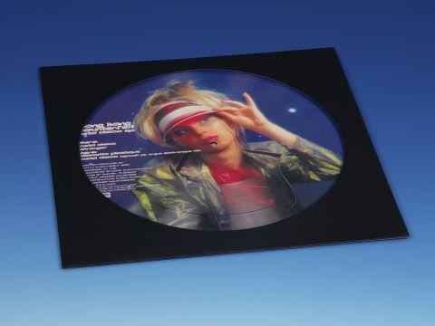Picture Disc LP-hoezen - Zwart