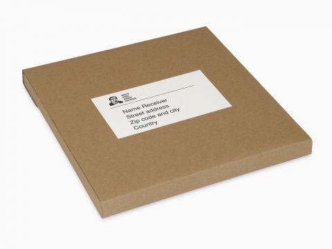 Verzenddozen voor 7 inch singles