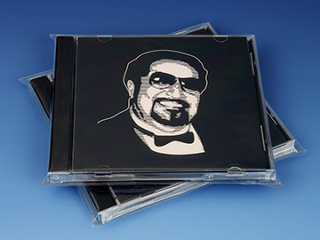 CD hoesjes met sluitstrip
