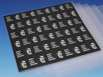 Plastic LP Hoezen PE 150 micron